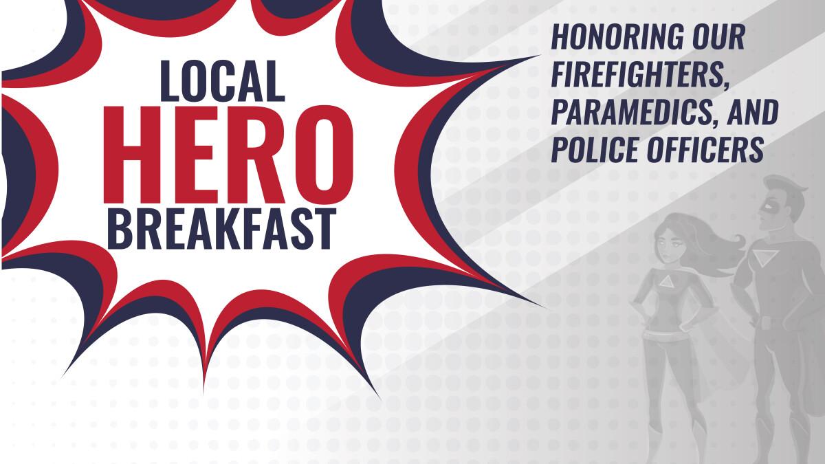 Local Hero Breakfast